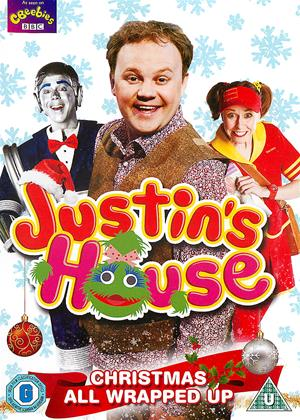 Rent Justin's House: Christmas All Wrapped Up Online DVD Rental