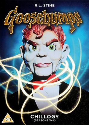 Rent Goosebumps: Series 3 and 4 (aka Goosebumps: Chillogy) Online DVD Rental