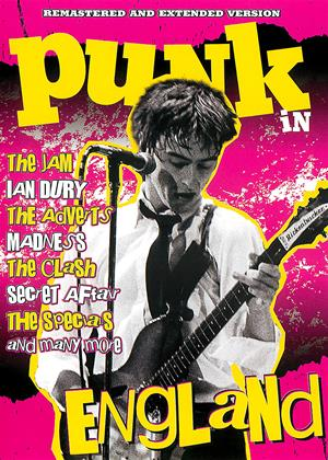 Rent Punk in England (aka British Rock / Punk and Its Aftershocks) Online DVD & Blu-ray Rental