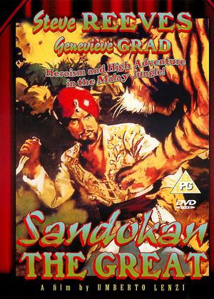 Rent Sandokan the Great (aka Sandokan, La Tigre Di Mompracem) Online DVD & Blu-ray Rental