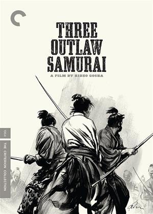Rent Three Outlaw Samurai (aka Sanbiki no samurai) Online DVD Rental