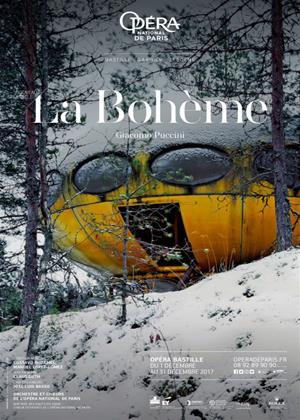 Rent La Bohème: Opera De Paris (Manuel Gómez-López) Online DVD Rental