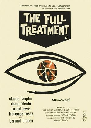 Rent The Full Treatment (aka Stop Me Before I Kill!) Online DVD Rental