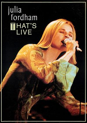 Rent Julia Fordham: That's Live Online DVD & Blu-ray Rental