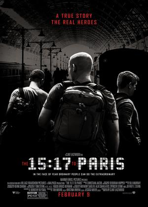 Rent The 15:17 to Paris Online DVD Rental