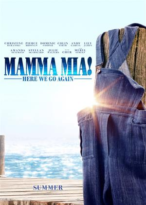 Rent Mamma Mia! Here We Go Again (aka Mamma Mia 2) Online DVD Rental
