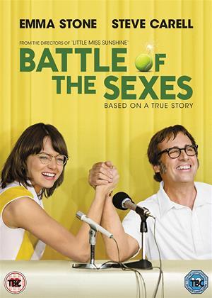 Rent Battle of the Sexes Online DVD Rental