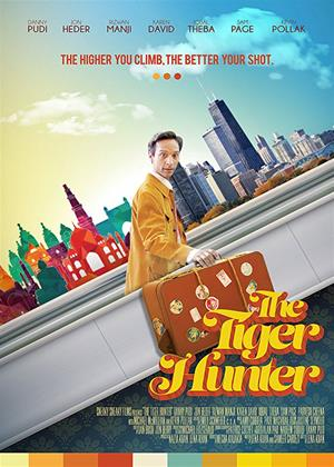 Rent The Tiger Hunter Online DVD Rental