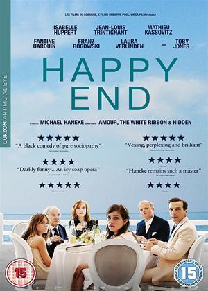 Rent Happy End Online DVD Rental