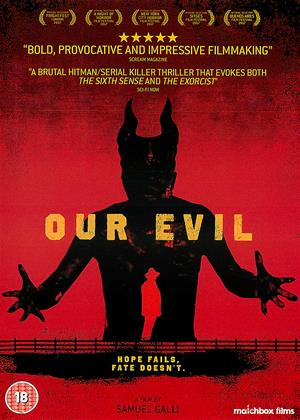 Our Evil Online DVD Rental