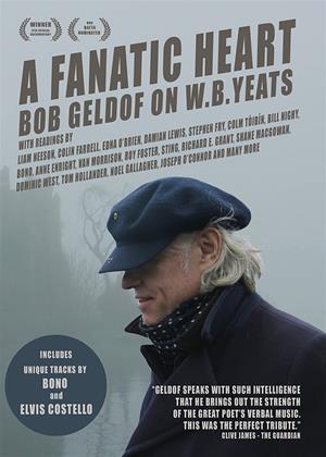 Rent A Fanatic Heart: Bob Geldof on W.B. Yeats Online DVD Rental