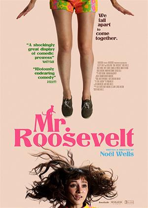 Rent Mr. Roosevelt Online DVD Rental