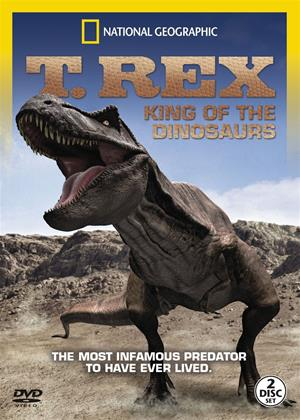 Rent National Geographic: T. Rex: King of the Dinosaurs Online DVD Rental