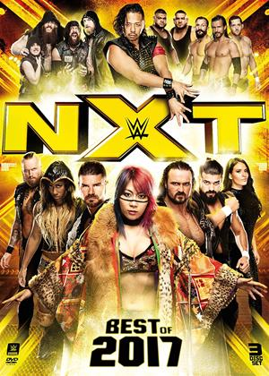 Rent WWE: Best of NXT 2017 Online DVD Rental