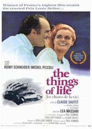 Rent The Things of Life (aka Les choses de la vie) Online DVD Rental