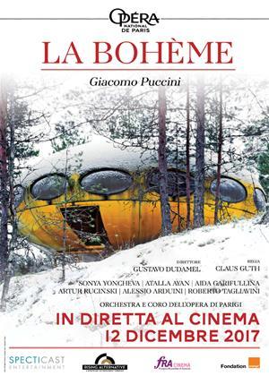 Rent La Bohème: Opera De Paris (Gustavo Dudamel) Online DVD Rental