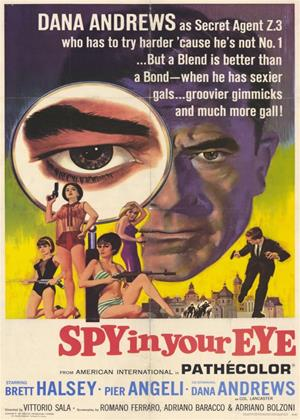 Rent Spy in Your Eye (aka Berlino appuntamento per le spie (Operazione Polifemo) / Bang You're Dead) Online DVD Rental