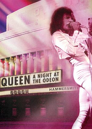 Rent Queen: A Night at the Odeon (aka Queen: The Legendary 1975 Concert) Online DVD & Blu-ray Rental