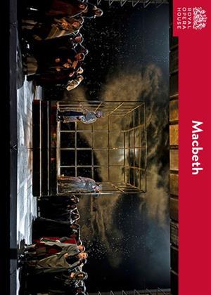 Rent Macbeth: Royal Opera House (Antonio Pappano) Online DVD Rental