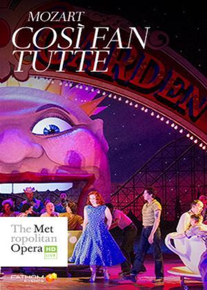 Rent Cosi Fan Tutte: Metropolitan Opera (David Robertson) Online DVD Rental