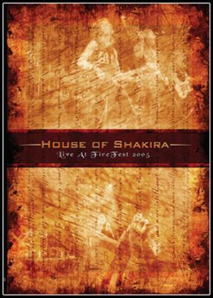 Rent House of Shakira: Live at Fire Fest 2005 Online DVD & Blu-ray Rental