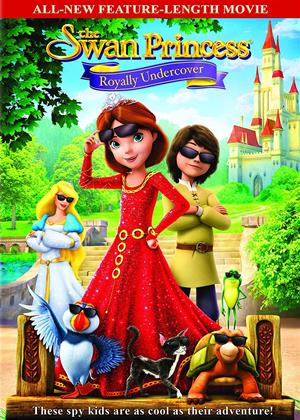 Rent The Swan Princess: Royally Undercover Online DVD Rental