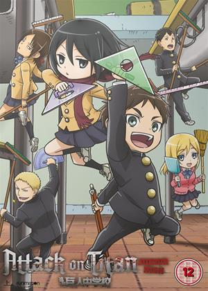 Rent Attack on Titan: Junior High (aka Shingeki! Kyojin Chugakko) Online DVD Rental