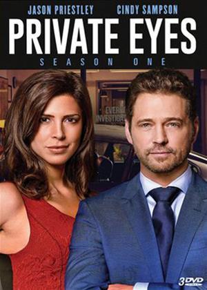 Rent Private Eyes: Series 1 Online DVD Rental