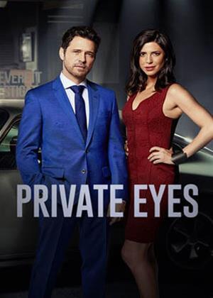 Rent Private Eyes: Series 2 Online DVD Rental