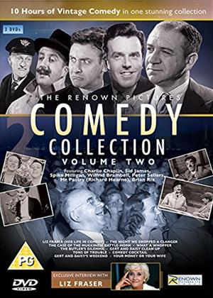 Rent The Renown Comedy Collection: Vol.2 Online DVD Rental