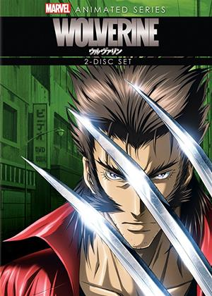 Rent Wolverine (aka Marvel Anime: Wolverine) Online DVD Rental