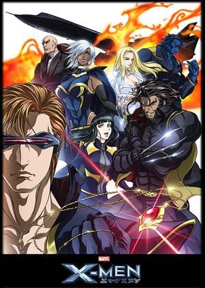 Rent X-Men (aka Marvel Anime: X-Men) Online DVD Rental