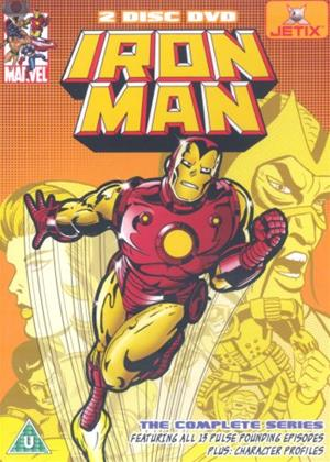 Rent Iron Man: The Complete Series Online DVD & Blu-ray Rental