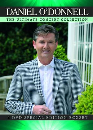 Rent Daniel O'Donnell: The Ultimate Concert Collection Online DVD & Blu-ray Rental
