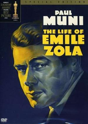 Rent The Life of Emile Zola Online DVD & Blu-ray Rental