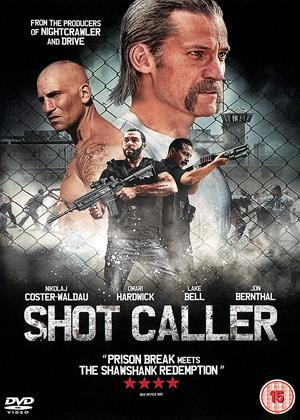 Shot Caller Online DVD Rental