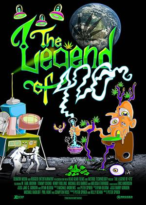 Rent The Legend of 420 Online DVD Rental
