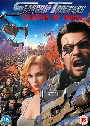 Starship Troopers: Traitor of Mars Online DVD Rental