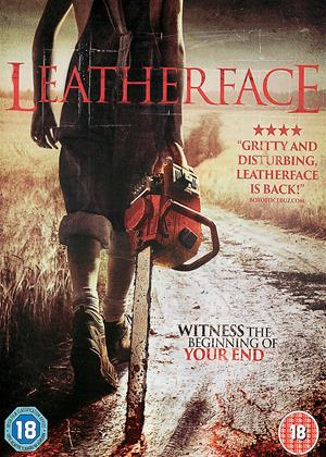 Leatherface Online DVD Rental