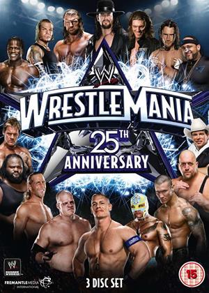 WWE: Wrestlemania 25 Online DVD Rental