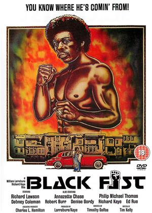 Rent Black Fist (aka Bogard / Homeboy / Get Fisk / Black Streetfighter) Online DVD & Blu-ray Rental