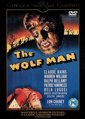 Rent The Wolf Man Online DVD & Blu-ray Rental