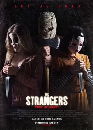 Rent The Strangers: Prey at Night (aka The Strangers: Part 2) Online DVD Rental