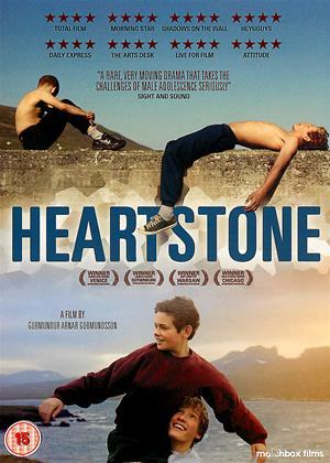 Rent Heartstone (aka Hjartasteinn) Online DVD Rental