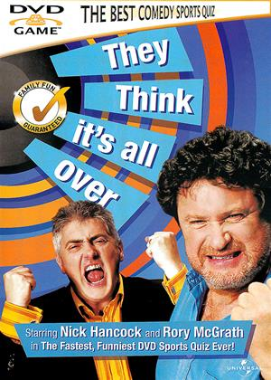 Rent They Think It's All Over (aka They Think It's All Over: DVD Interactive Game) Online DVD & Blu-ray Rental