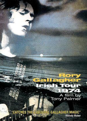Rent Rory Gallagher: Irish Tour 1974 Online DVD & Blu-ray Rental
