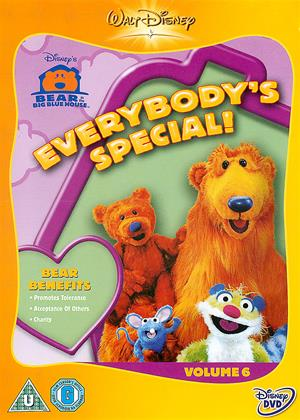 Rent Bear in Big Blue House: Everybody's Special! Online DVD & Blu-ray Rental