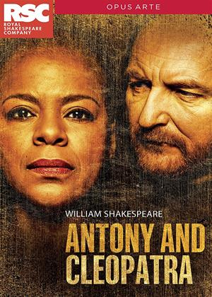 Rent Antony and Cleopatra: Royal Shakespeare Company (aka RSC Live: Antony and Cleopatra) Online DVD Rental