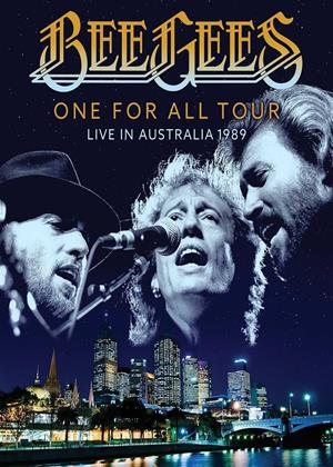 Rent The Bee Gees: One for All Tour: Live in Australia Online DVD Rental