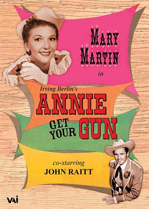 Rent Annie Get Your Gun (aka Irving Berlin's Annie Get Your Gun) Online DVD Rental